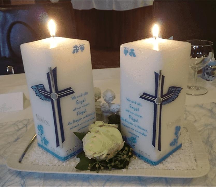SP-Kerzen