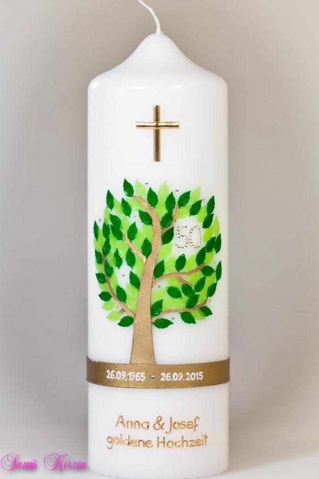 Baum Zur Goldenen Hochzeit Für Nur 4736