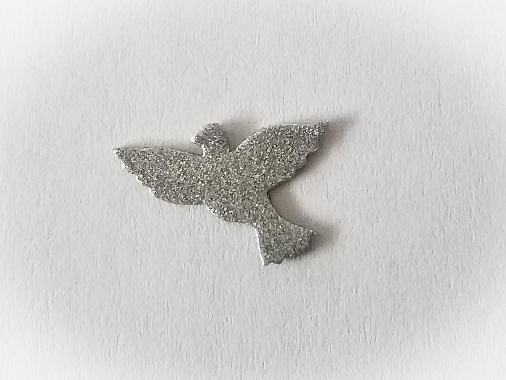 freie Farbwahl kleine Wachs-Taube Vogel für nur 1,00€