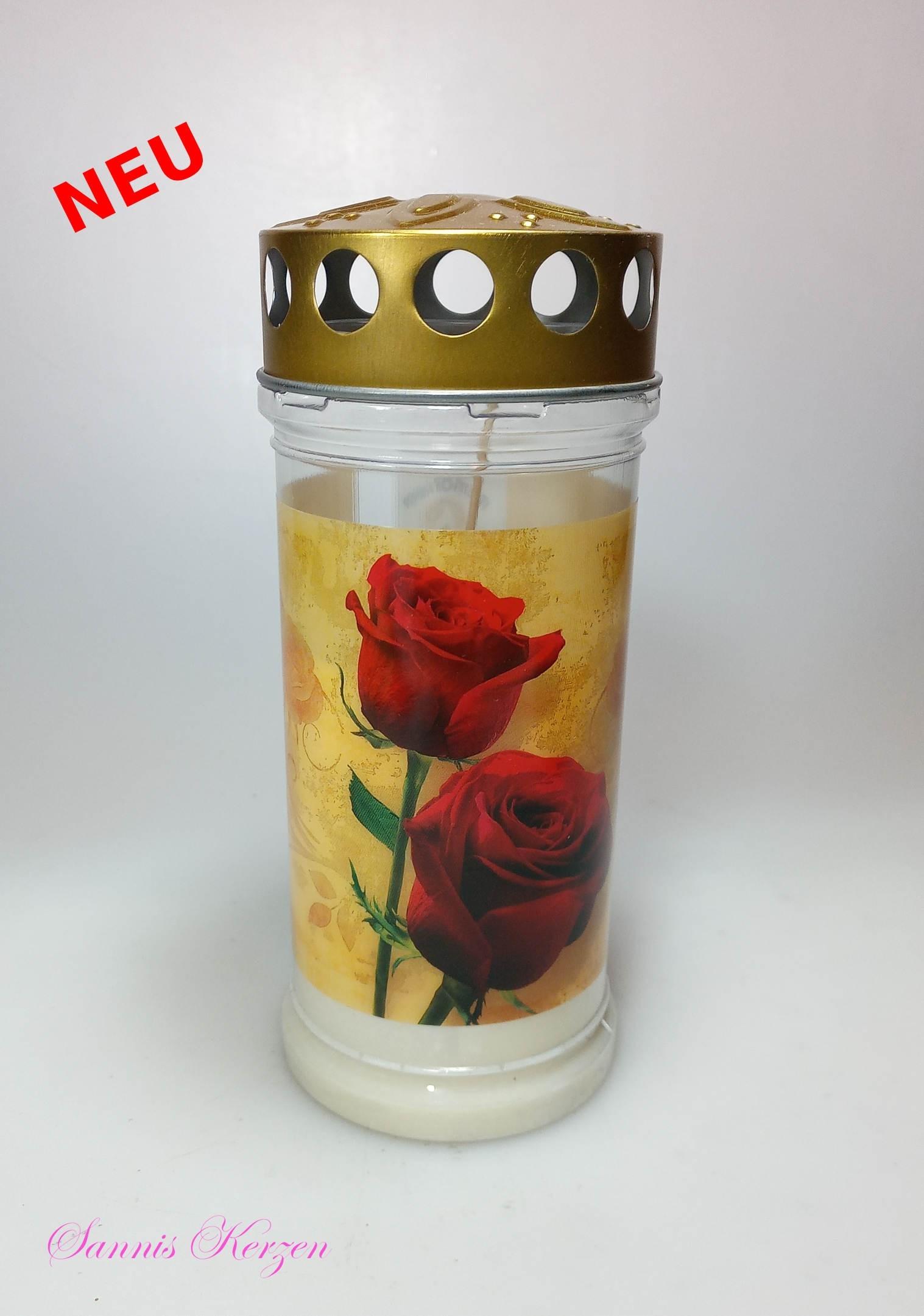 """Grablicht """"Rose"""""""