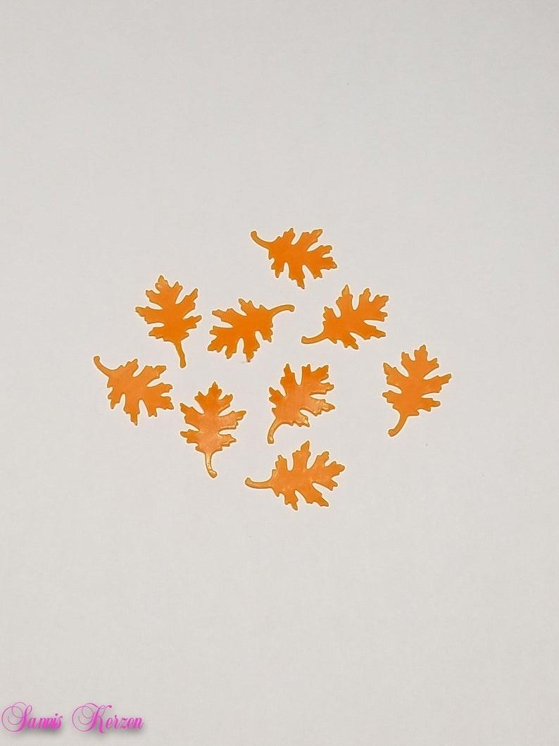 9 Wachs Blätter für nur 1,40€