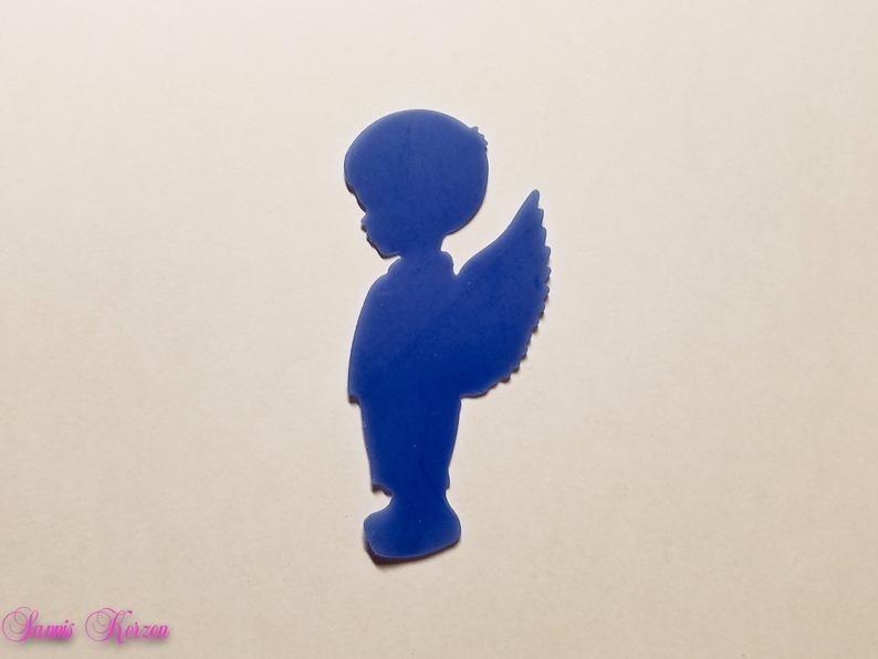freie Farbwahl Wachs-Engel Junge für nur 1,30€