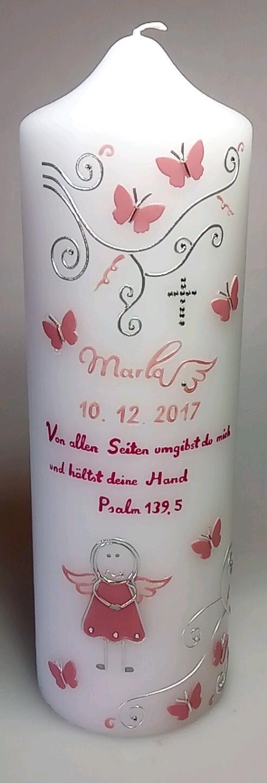 Taufkerze Lahja in der Farbe weiß  für nur 27,00€