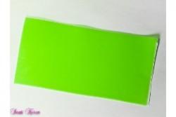 freie Farbwahl Wachsplatte