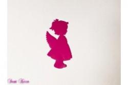 freie Farbwahl Wachs-Engel Mädchen